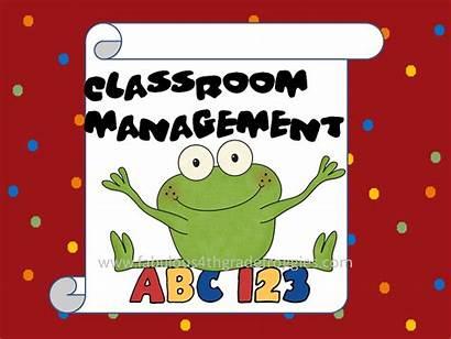 Classroom Management Clipart Principles Grade 4th Clip
