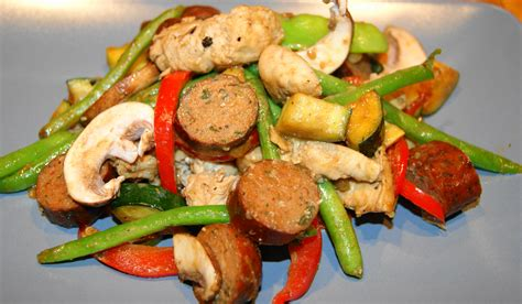 Chicken Stir Fry Recipes with Sauce