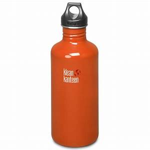 Klean Kanteen Classic 1182ml Bottle with Loop Cap Flame ...