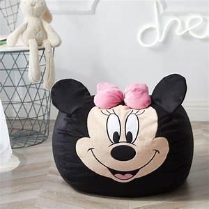 Minnie, Mouse, Bean, Bag, Chair