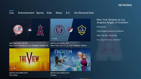 hulu tv streaming sling vs services directv service philo vue playstation ui digital cage fight which technobezz yahoo