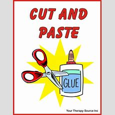 Cut And Paste  Your Therapy Source