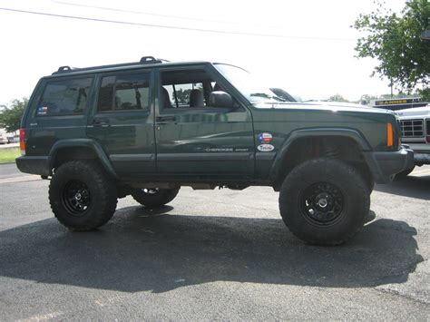 lifted jeep green jeep cherokee html autos weblog