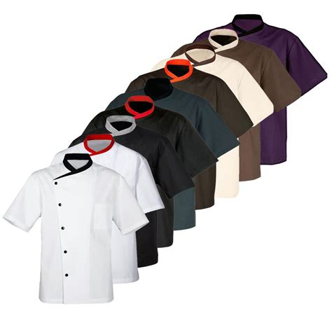 bragard cuisine veste manches courtes bragard juliuso vestes de cuisine