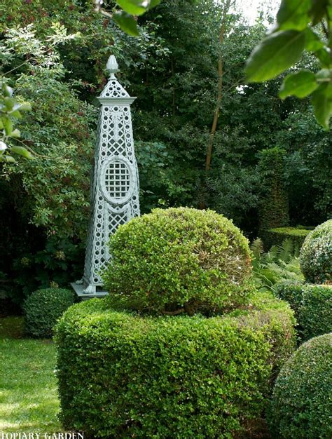 Wooden Obelisk Plant Support  Woodworking Projects & Plans