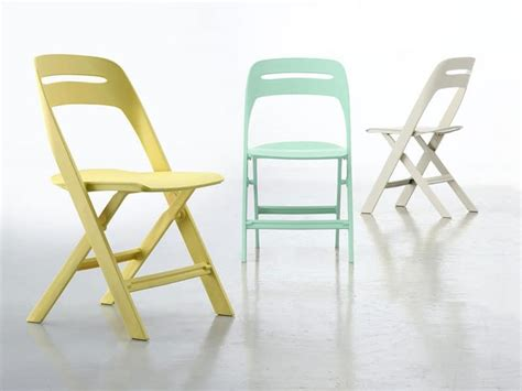 Plastic Folding Chair, For Outdoor Use