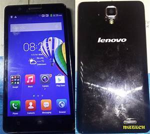 How To Fix Lenovo A536 By Flashing Firmware