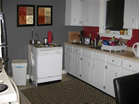green kitchen cabinets kitchen ideas with gray walls wood floors with grey 5040