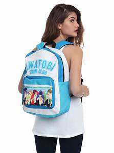 Free! Iwatobi Swimming Club Backpack from Hot Topic Anime