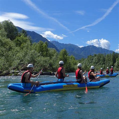 Boat Rafting by Rafting Boat Rental 187 Ticino Adventures