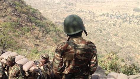 reportage cameroun l arm 233 e dans les montagnes contre