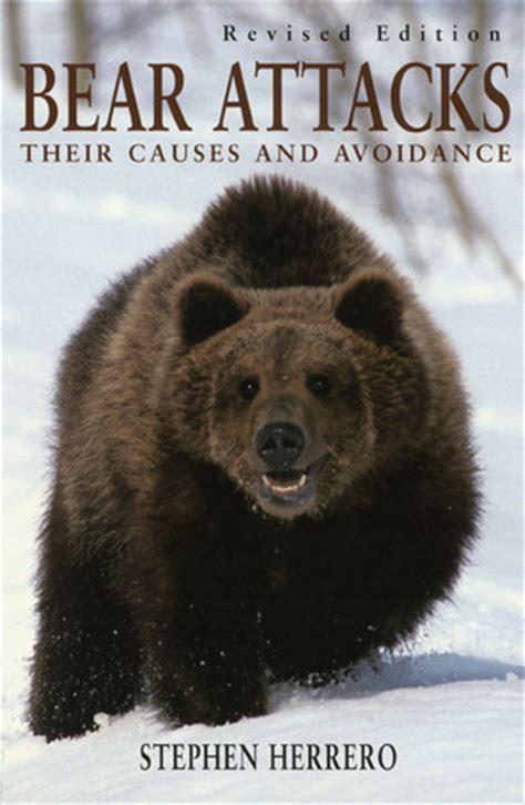 bear attacks    avoidance  stephen herrero