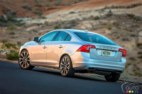2015 Volvo S60 T6 Drive-e Review Editor's Review