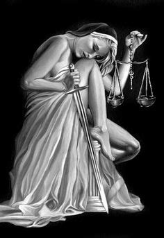 Lady Justice Outline Tattoo Design | INK ME! | Pinterest | Lady justice, Tattoo designs and Tattoo