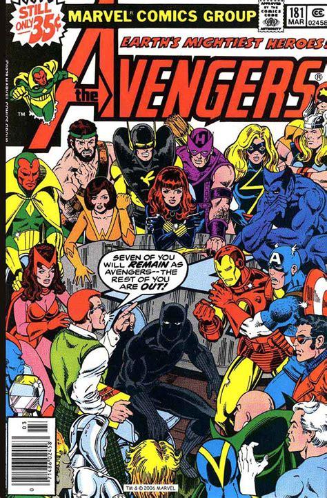 Avengers #181 - John Byrne art - Pencil Ink