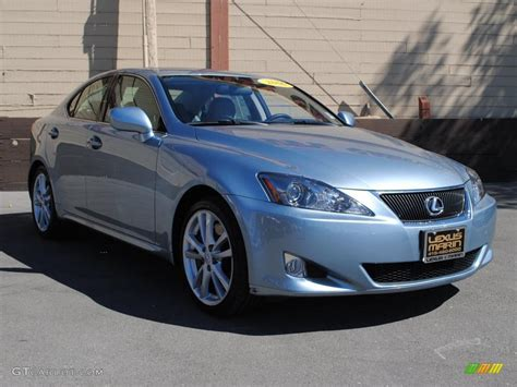 lexus is blue 2006 breakwater blue metallic lexus is 350 36406949