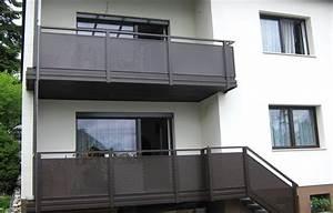 atemberaubend balkon sichtschutz alu herrlich With garten planen mit balkon sichtschutz alu lochblech