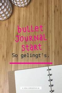 Tagebuch Selber Machen : bullet journal sehr viel mehr als ein simples notizbuch bullet journal ~ Frokenaadalensverden.com Haus und Dekorationen