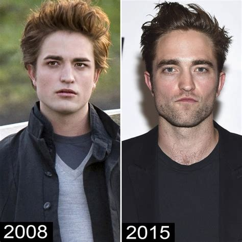 Robert Pattinson Look Like Now