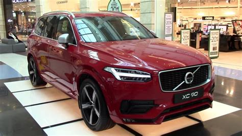 2016 Volvo Xc90 Suv Quick Review 2017 Best & Beautiful