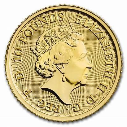 Britannia Coin Ounce Oz Troy Britain Bu
