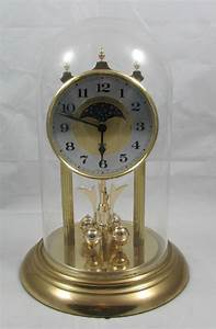 Ebay Deutschland Berlin : trenkle quartz clock made in west germany glass dome 11 5 tall ebay ~ Heinz-duthel.com Haus und Dekorationen