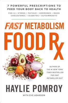 fast metabolism food rx  powerful prescriptions