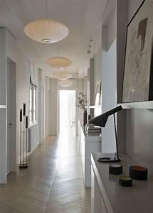 Meuble Couloir étroit : meuble bas long couloir ~ Teatrodelosmanantiales.com Idées de Décoration