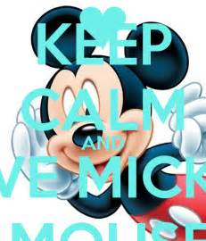 I Love You Mickey Mouse