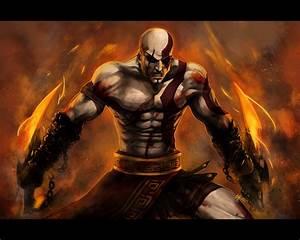 Kratos vs... by Ninjatic on DeviantArt