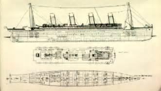 titanic building plans find house plans