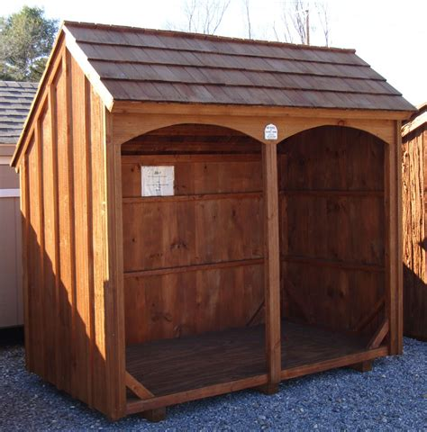Firewood Shed Kit by 1000 Images About Wood Storage Ideas On