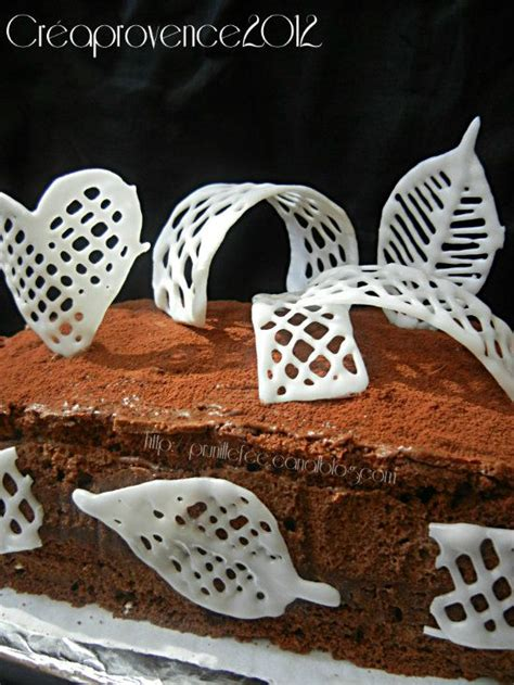 dulce chocolate gateau au chocolat ultra gourmand decoration gla 231 age royal royal icing