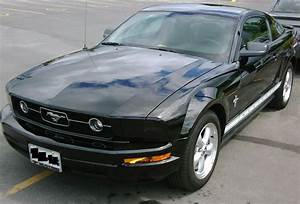 2008 Mustang V6 4.0L Black ... Whats Next? - Ford Mustang Forum