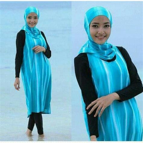 jual baju renang muslimah outer assia assila di lapak