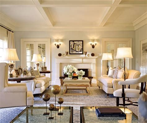 Living Room By Joseph Kremer By Architectural Digest Ad