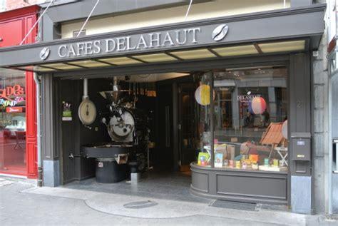 magasin cuisine namur cafés delahaut torrefacteur artisanal de cafés thés à
