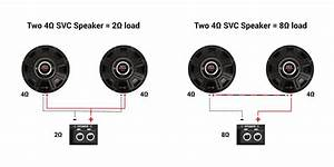 why add a car audio amplifier coustic car audio With 4 ohm sub wiring