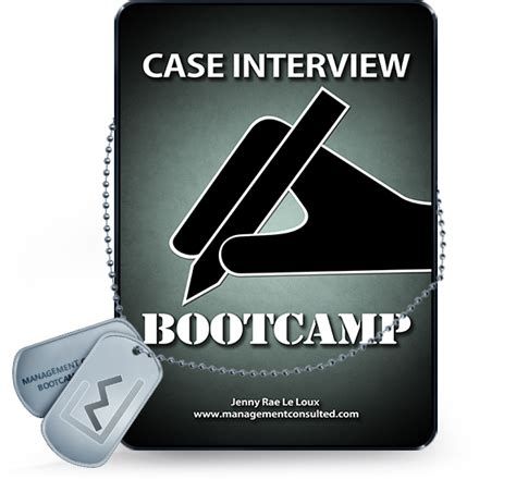 interview case icon case interview bootcamp