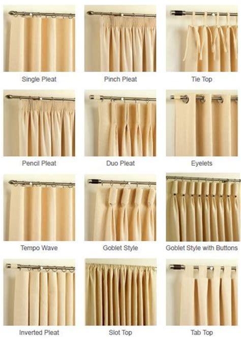best 25 curtain styles ideas on curtains