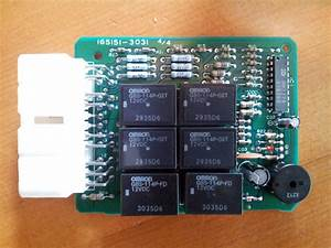 1993 4runner Rear Window Circuit Board Relay Functions