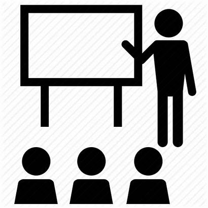 Seminar Education Icon Webinar Training Icons Choice