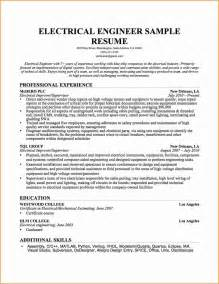 resume for electrical engineer fresher pdf download electrical engineering resume template electrical engineer resume exle 8 bs in electrical
