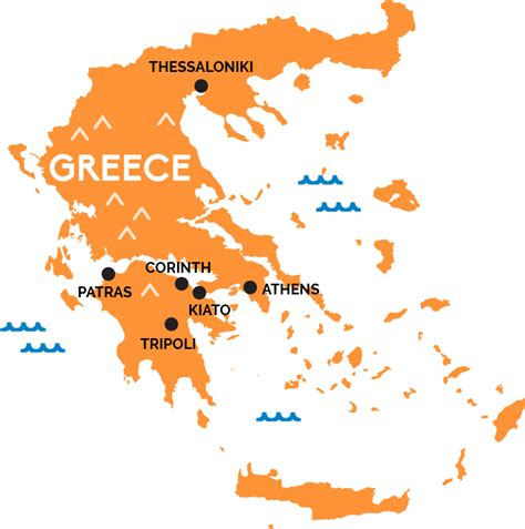 map  greece railpasscom