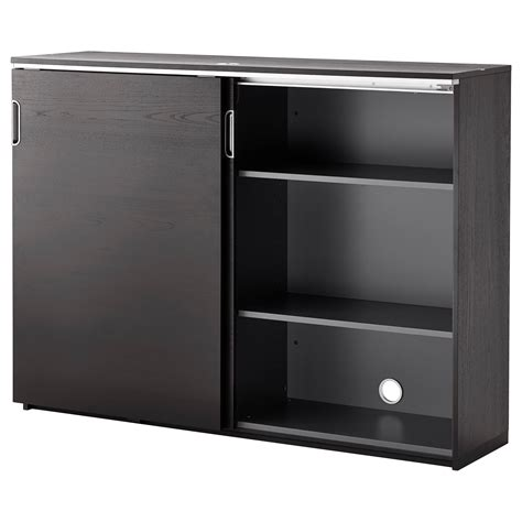 galant cabinet with doors galant cabinet with sliding doors black brown 160x120 cm