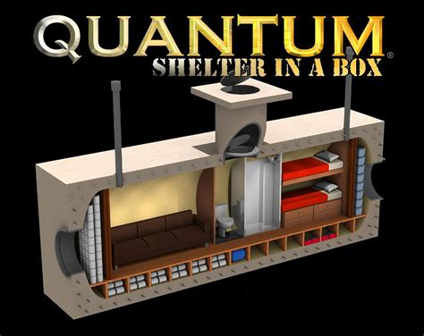 bunker survival underground shelter shelters vivos private quantum homes doomsday bomb pods box bunkers storm emergency tornado living kits security