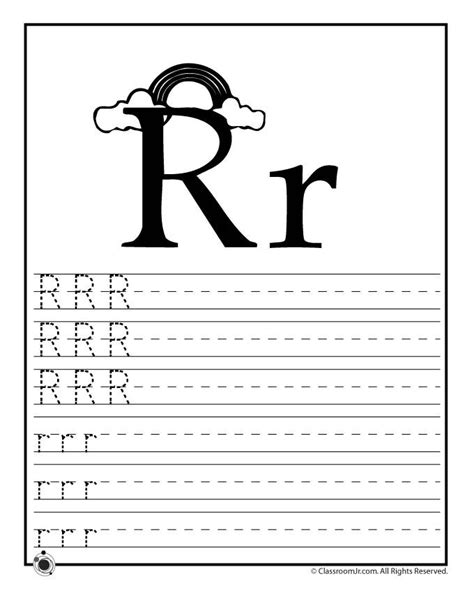 letter r worksheets for kindergarten letter r worksheet 16 best images of r worksheets for preschool letter r 22799