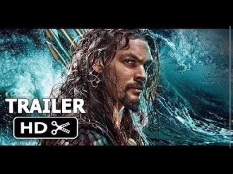 aquaman trailer official  youtube