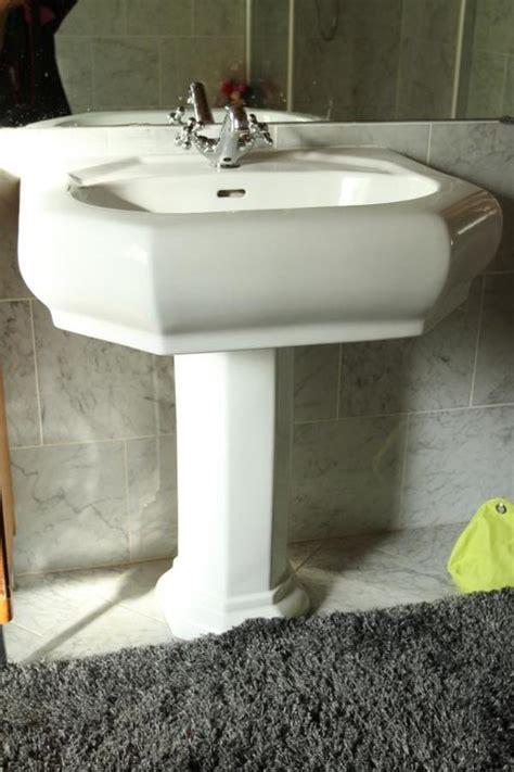 villeroy und boch bad waschbecken waschbecken v b mit standfu 223 serie opera villeroy boch