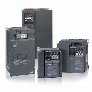 Variable Frequency Drives Mitsubishi Electric Power Motion